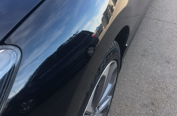 Las Vegas Fender Dent Repair After