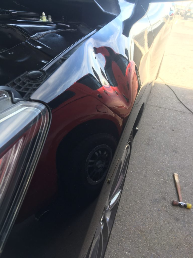 Las_Vegas_Fender_Dent_Repair_Before