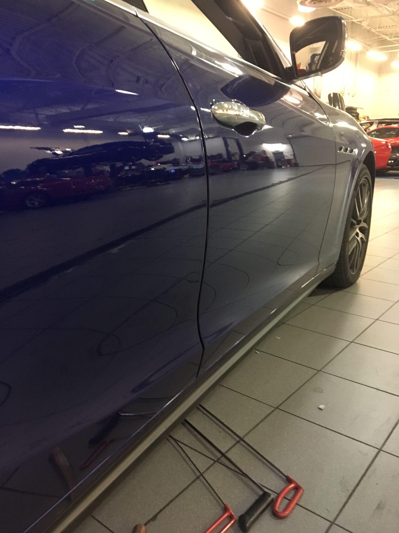 Maserati Ghibli After Photo