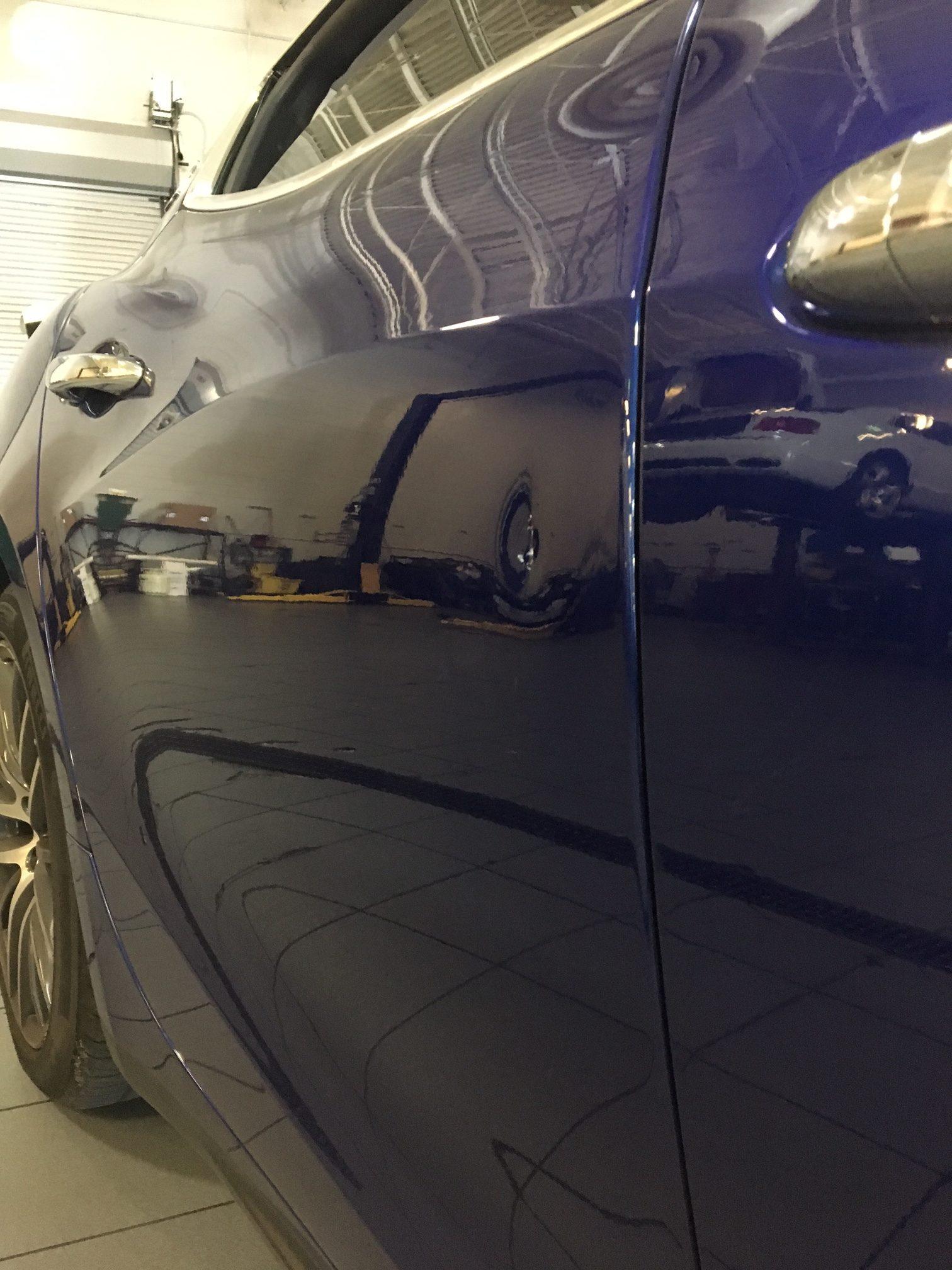 Maserati Ghibli Before Photo