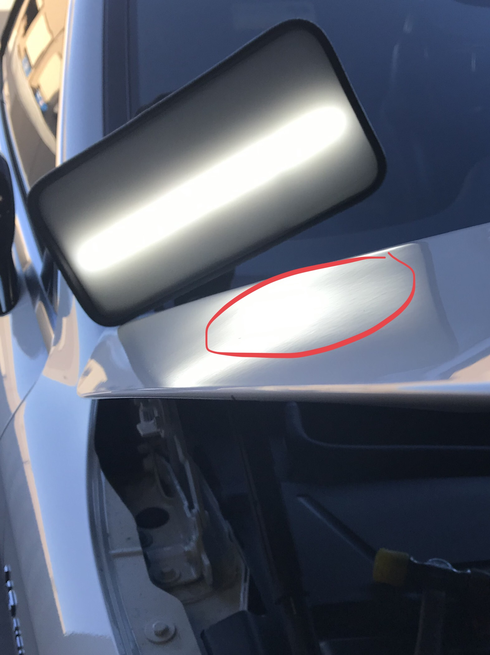 Mercedes CL 650 Dent Repair After
